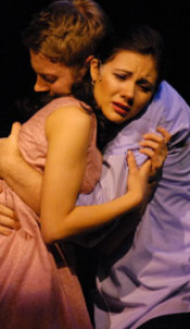 Evy Ortiz stars as Maria in West Side Story